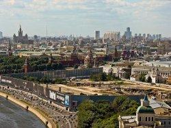 Тендерный конкурс на проект строительства парковой зоны «Зарядье»