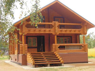 Древесина – лучший строительный материал