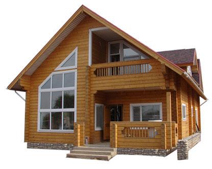 Качественные дома из бруса